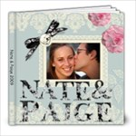 Nate and Paige - 8x8 Photo Book (20 pages)