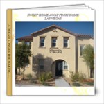 Vegas Home - 8x8 Photo Book (20 pages)