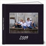 Davis 2009 - 12x12 Photo Book (40 pages)