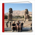 luxor - 8x8 Photo Book (20 pages)