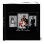 atchison - 8x8 Photo Book (20 pages)