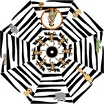 Safari Kids Zebra Straight Umbrella