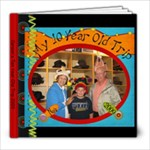 Carson s ten year old trip - 8x8 Photo Book (20 pages)