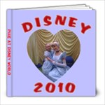 Pixie at Disney - 8x8 Photo Book (20 pages)
