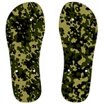 Mens Green Camo flip flops - Men s Flip Flops