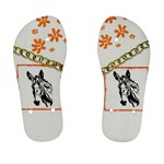 Donkey head Kid s Flip Flops