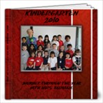 Mrs. Bauman - 12x12 Photo Book (20 pages)