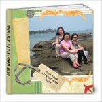 TRIP TO VIET NAME 2010 - 8x8 Photo Book (20 pages)