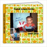 Calebs 3rd - 8x8 Photo Book (20 pages)