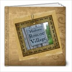Roscoe Village 2010 - 8x8 Photo Book (30 pages)