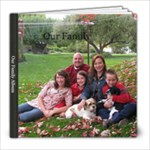 adoption - 8x8 Photo Book (20 pages)