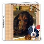doxie family - 8x8 Photo Book (20 pages)