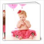 lindy - 8x8 Photo Book (20 pages)
