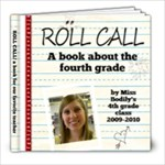 ROLL CALL! a teacher appreciation book - 8x8 Photo Book (20 pages)