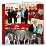 Wade Family - 12x12 Photo Book (20 pages)