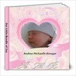 Andrea - 8x8 Photo Book (20 pages)