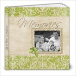 Grandma Bassett Book - 8x8 Photo Book (20 pages)