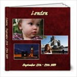 london 8x8 - 8x8 Photo Book (20 pages)