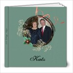 Katz2 - 8x8 Photo Book (20 pages)