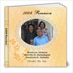 Dumalagan Reunion - 8x8 Photo Book (30 pages)