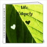 Love Uniquely - 8x8 Photo Book (30 pages)