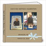 Dad s Bday Final Album - 8x8 Photo Book (20 pages)