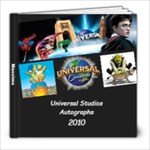 universal 30m - 8x8 Photo Book (30 pages)