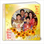 Cung Chuc Tan Xuan - Year 2010 - 8x8 Photo Book (20 pages)