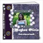 MEGHAN 30PG BOOK - 8x8 Photo Book (30 pages)