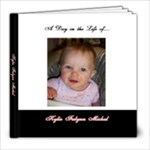 kylie - 8x8 Photo Book (20 pages)