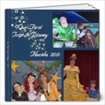 Big Disney - 12x12 Photo Book (40 pages)