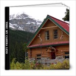 canada coffee table book - 8x8 Photo Book (30 pages)