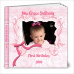 Ava s Birthday - 8x8 Photo Book (30 pages)