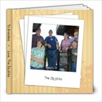 For Grandma - 8x8 Photo Book (20 pages)