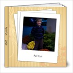 Caleb s Book - 8x8 Photo Book (20 pages)
