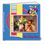 2010 autograph book - 8x8 Photo Book (30 pages)