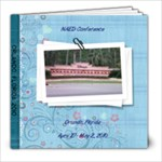 Orlando, FL - 8x8 Photo Book (20 pages)