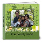 Yen2008 - 8x8 Photo Book (30 pages)