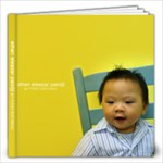 Ethan Photobook - 12x12 Photo Book (20 pages)