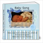 baby bk 1 - 8x8 Photo Book (30 pages)