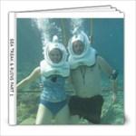 SEA TREAK & RUINS PART 1 - 8x8 Photo Book (30 pages)