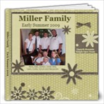 millerfam2009 - 12x12 Photo Book (60 pages)