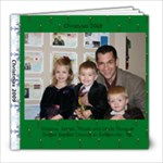 Christmas 2009b - 8x8 Photo Book (30 pages)