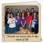 Debbie - 12x12 Photo Book (40 pages)