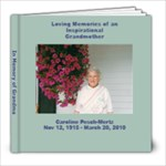 Grandma - 8x8 Photo Book (30 pages)