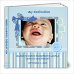 briel photobook - 8x8 Photo Book (20 pages)