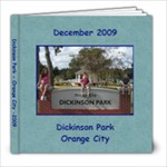 oc park - 8x8 Photo Book (30 pages)