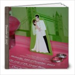Wedding Photobook - 8x8 Photo Book (20 pages)