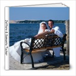 Jeff & Sam - 8x8 Photo Book (30 pages)