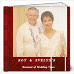 R & E Wed Anniversary II - 12x12 Photo Book (30 pages)